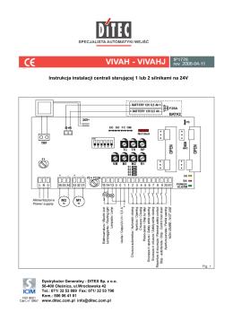 VIVA H - Ditex sp. z oo