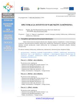 Zał. nr 1 - SIWZ - Część A. - PDF - f