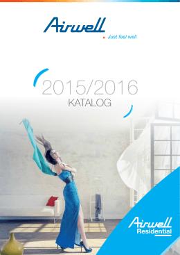 Katalog Airwell 2015-2016