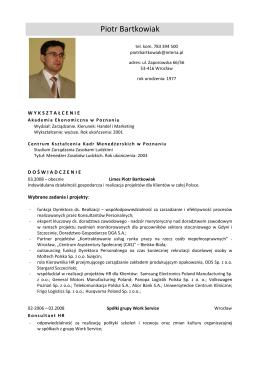 CV Piotr Bartkowiak short - Kopia - e