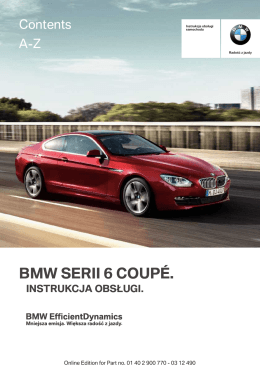 bmw serii 6 coupé. bmw serii 6 coupé.