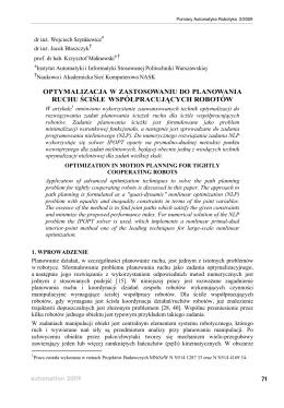 Plik PDF - PAR Pomiary - Automatyka