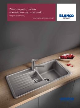Program podstawowy Blanco