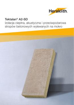 Karta produktu Tektalan® A2-SD