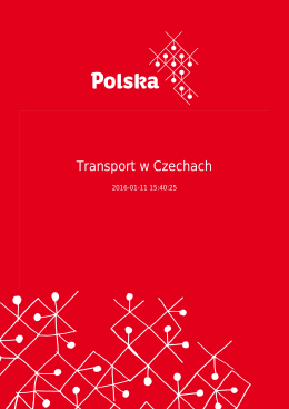 Transport w Czechach