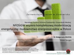 "NFOŚiGW - Forum ""Energia - Efekt"