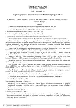 Zarzadzenie Nr 149/2015 z dnia 3 wrzesnia 2015 r.