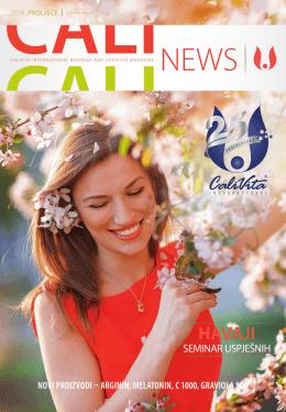 CaliNews - CaliVita