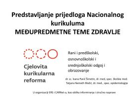 Zdravlje - Hrvatski sabor