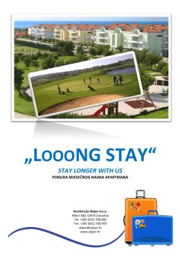 Ponuda - Golf igralište Adriatic