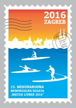 Regata raspis - Kajakaški savez Zagreba