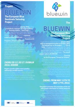 bluewin bluewin - Sveučilište u Zadru