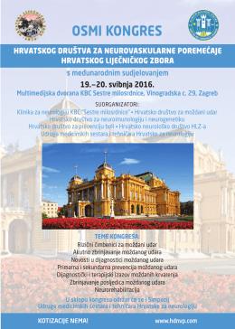 Program kongresa_Katica - HRVATSKO NEUROLOŠKO DRUŠTVO