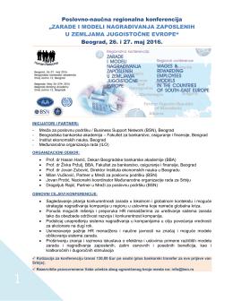 27.05.2016. – HR Konferencija