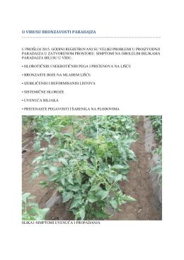 Zelena prognoza 19052016 - Portal Prognozno