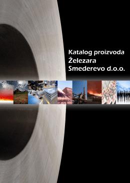Katalog proizvoda Železare Smederevo d.o.o.