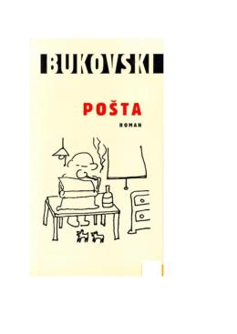 Čаrls Bukovski – Pošta
