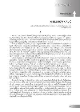 Mark Slouka: HITLEROV KAUČ