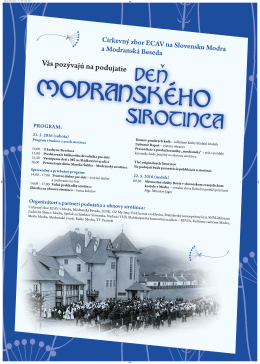 Deň sirotinca 2016 – pdf