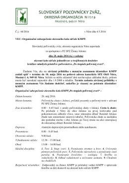 KMPP 28.5.2016