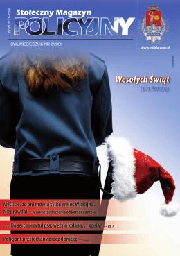nr 6/2008  - Stołeczny Magazyn Policyjny