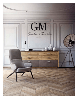"""Gała Meble"" – Katalog 2016"