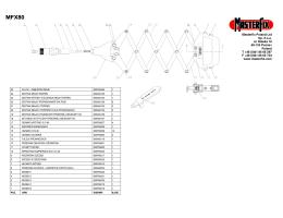 MFX 80 - Masterfix