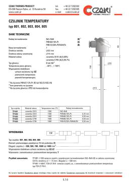 karta katalogowa (plik PDF)