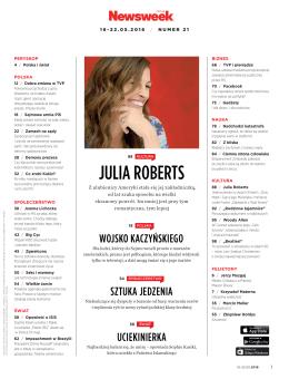 julia roberts - e