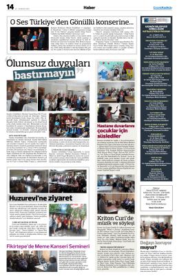 bastırmayın - gazete kadıköy