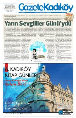 yaratıcı - gazete kadıköy