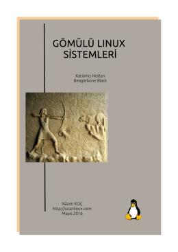 kapak - Gömülü Linux Sistemleri
