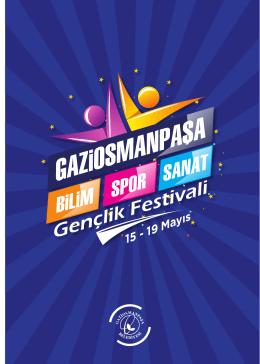 15 - 19 Mayıs - Gaziosmanpaşa Belediyesi