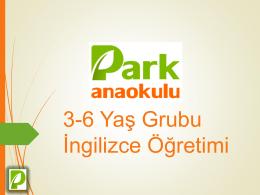 Slayt 1 - Park Anaokulu Kartal