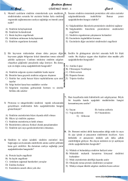 sindirim sistemi 11_sınıf test-5 çözümlü-1