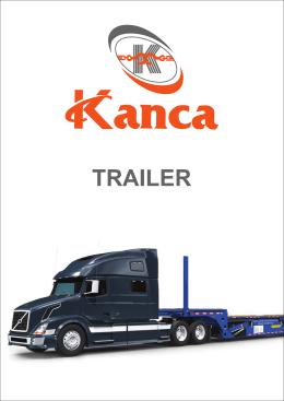 trailer - Kanca