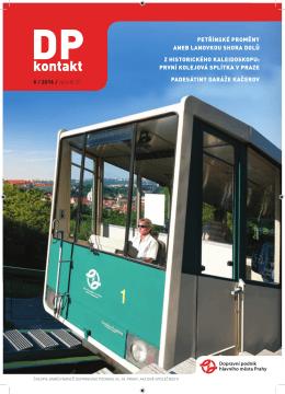 05 Květen 2016 - Dopravní podnik hlavního města Prahy