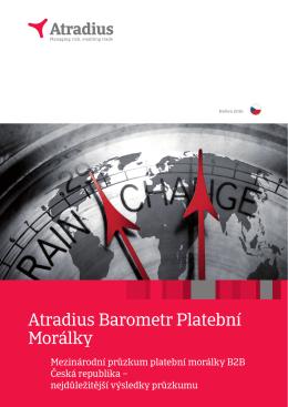 Atradius Barometr Platební Morálky