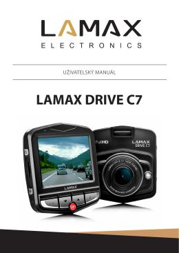 lamax drive c7 - LAMAX Electronics