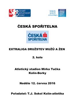 česká spořitelna - TJ Sokol Kolín