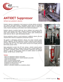 ANTIDET Suppressor