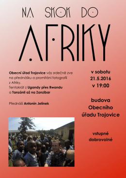 afrika pozvanka