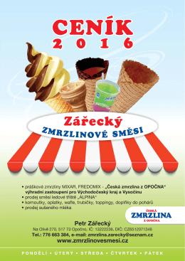 1 - Česká zmrzlina z Opočna