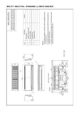 15, MULTISPLIT vnitřní - strana 195-226 - LG