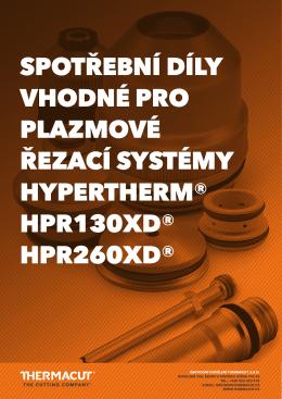 brožura hprxd - THERMACUT CZ