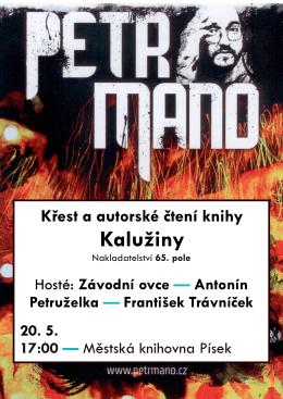 Kalužiny - Městská knihovna Písek