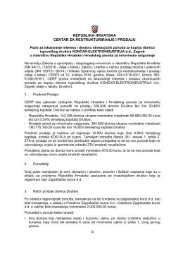 Končar - Elektroindustrija d.d.