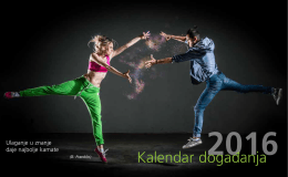 Kalendar Srbija - Ivoclar Vivadent