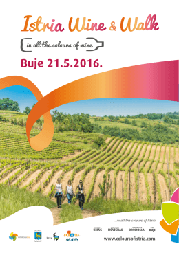 Buje 21.5.2016. - Colours of Istria
