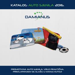 """Preuzmite katalog """"Damianus autosjenila"""" [ pdf 2.88MB ]"""